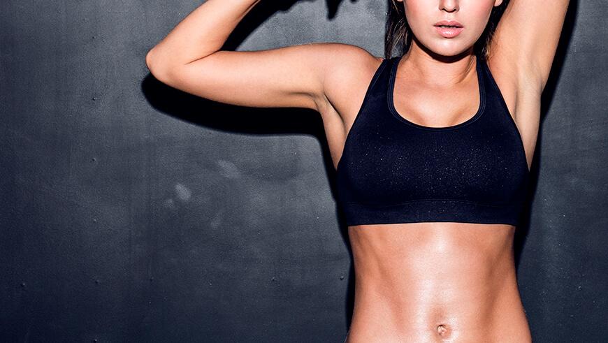 Definir a barriga sem fazer abdominais? Sim, é possível