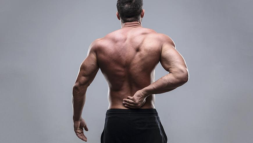 Aprende a atenuar as dores musculares – Exercícios