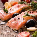 Receita fitness – Salmão no forno com ananás